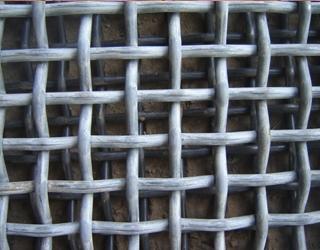 重型轧花网